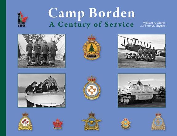 Camp Borden cover 575