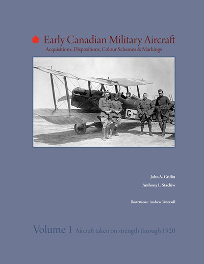 early canadian military aircraft 400