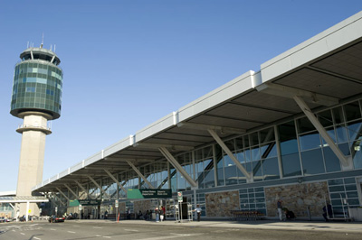 Vancouver Airport Turning 80