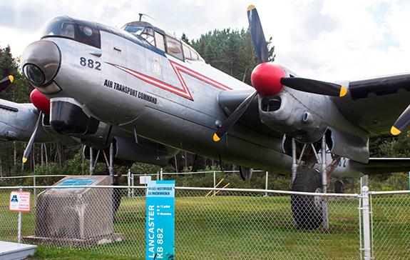 Lancaster KB882 575