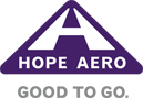 hope aero logo good to go