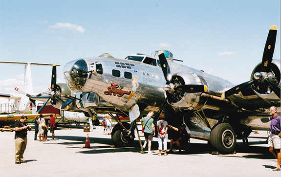Sentimental Journey 2016 visit CWHM