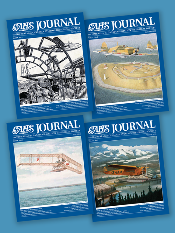 CAHS Volume 54covers