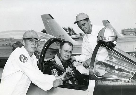 Fern, Bill & Marc