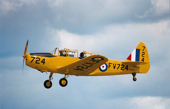 CVE in flight Tillsonburg Aug 1 2015