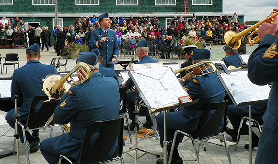 RCAF Band