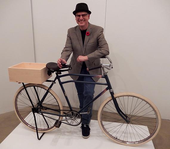 Ken and bike
