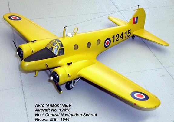Avro Anson Mk V
