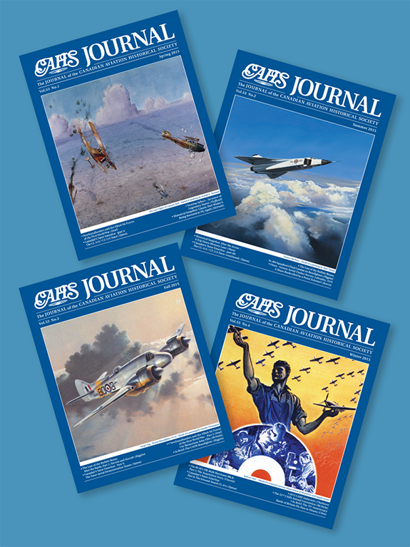 CAHS Journal Vol 53 2015 CoversComp