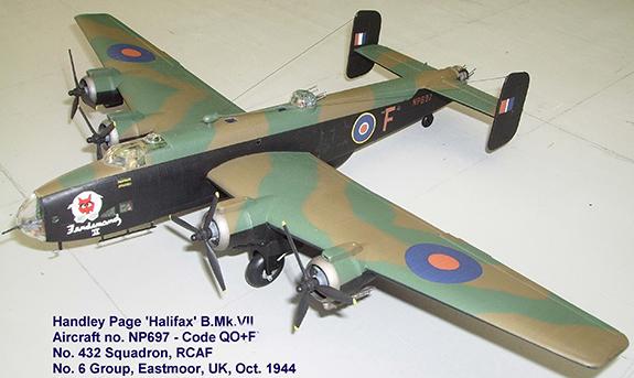 HP Halifax B Mk VII