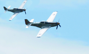 RCAF P-51s 300