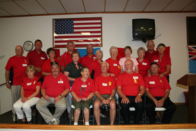 RCAF Retirees Luncheon