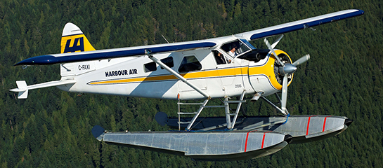 01 Harbour Air Beaver