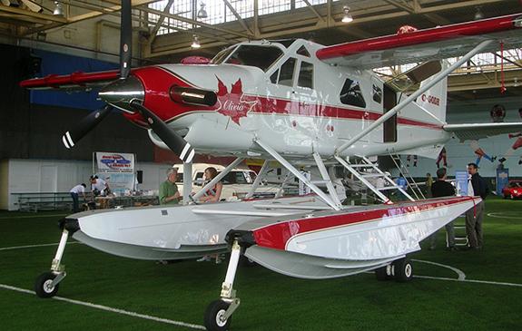 Olivia Turbo Beaver 575