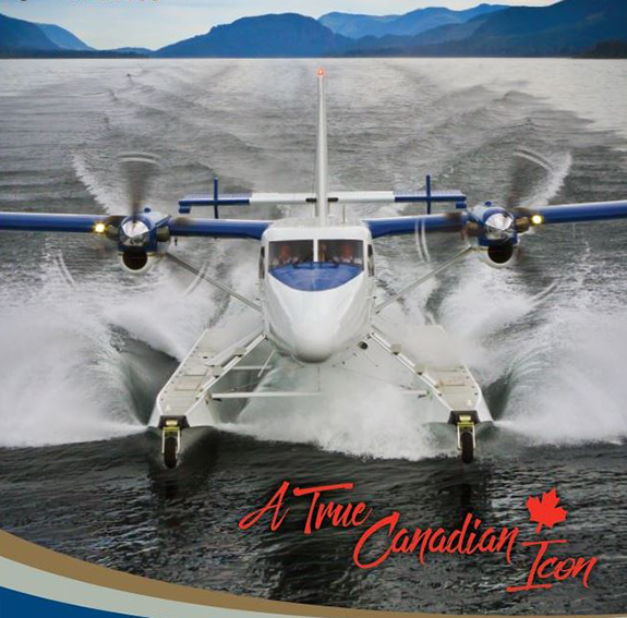Viking Twin Otter 575