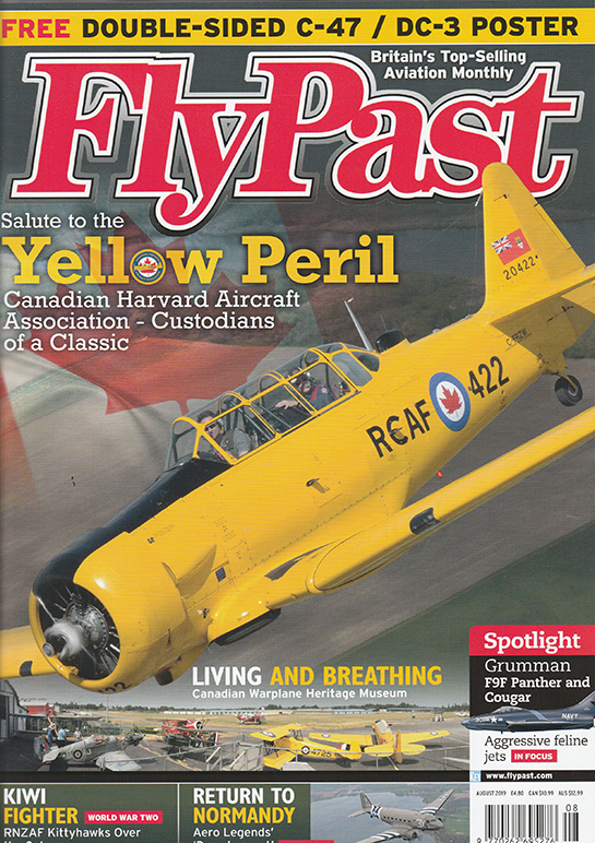 Flypast August 2019