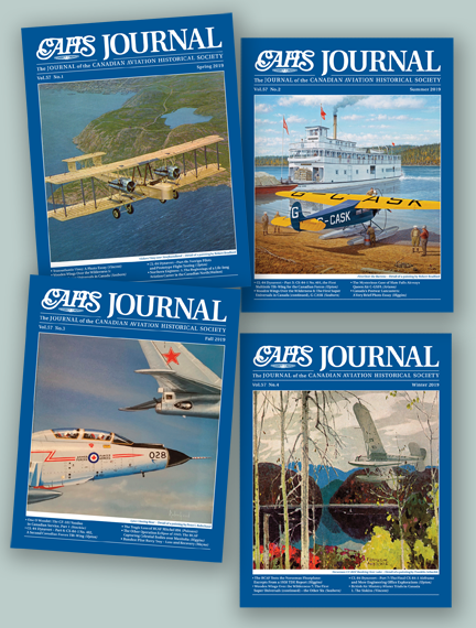 CAHS Journal Vol 57covers