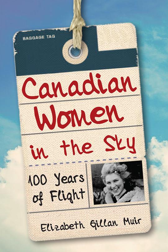 Canadian Women In The Sky