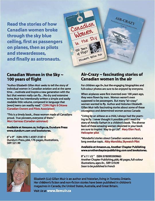 press release aviation books