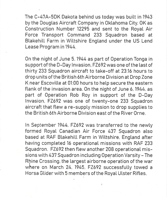 11 2 First page of A Brief History of Dakota FZ692