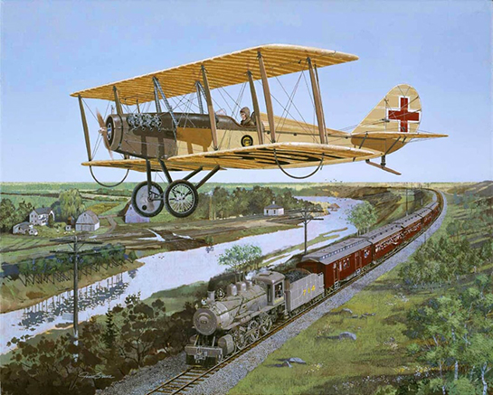 01 Stinson painting by Jim Bruce 545