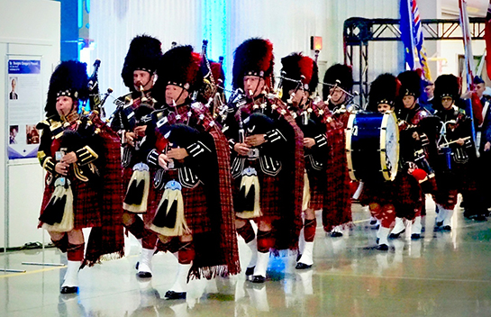 04 Pipe Band