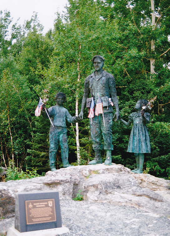The Silent Witness Memorial Gander Nfld 545